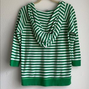 Gap Women's Striped Sweatshirt